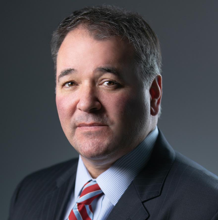 Kevin Cox  Portrait Image